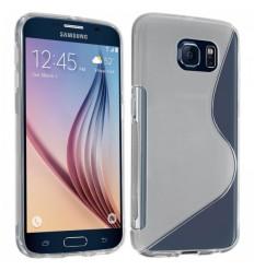Samsung Galaxy S6 : Coque Gel Silicone S Line