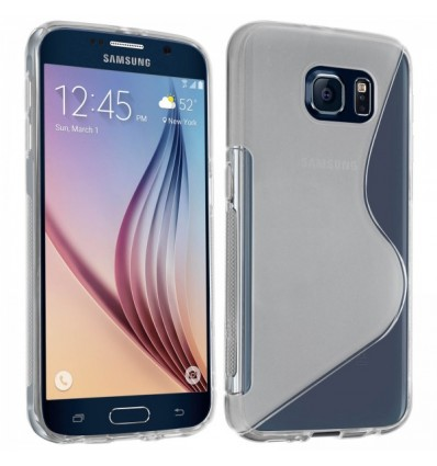 coque en gel samsung galaxy s6