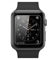 Apple Watch 38 : Film de Protection Ultra Résistant en Verre Trempé
