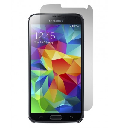 GALAXY S5 : Film de Protection Ultra Résistant en Verre Trempé