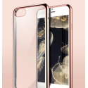 iPhone 6 / 6s : Coque cristal color