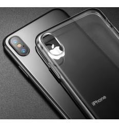 iPhone X : Etuis Cristal Slim