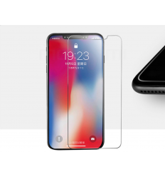 iPhone X : Film de Protection Ultra Résistant en Verre Trempé