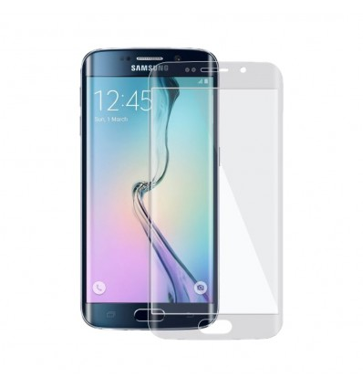 GALAXY S6 EDGE Plus : Film de Protection Ultra Résistant en Verre Trempé