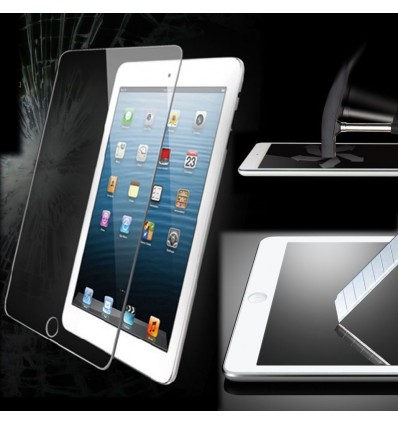 iPad Air 1/2 : Film de Protection Ultra Résistant en Verre Trempé